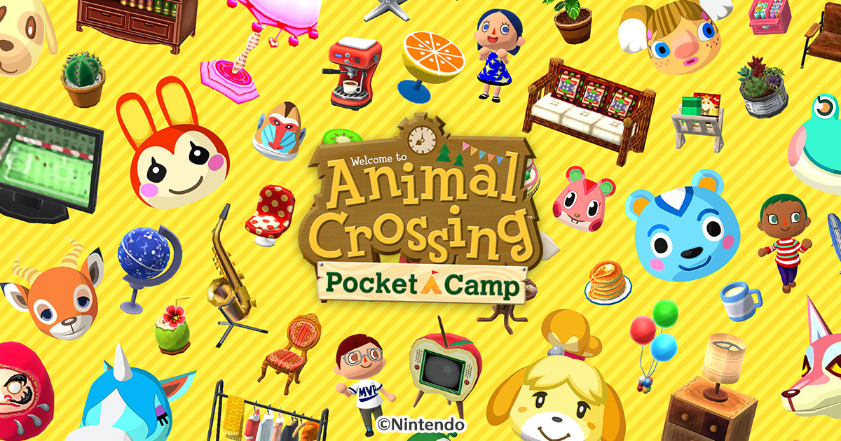 Animal Crossing: Pocket Camp | Nintendo