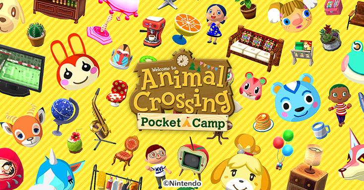 Animal Crossing: Pocket Camp   Nintendo